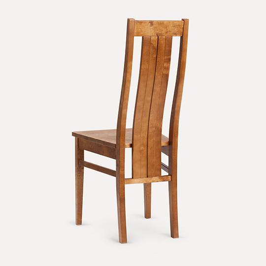 Wenden wooden chair
