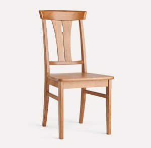 Wenden solid wood chair